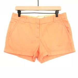 NEW J.Crew Broken In Chino Shorts Classic Twill